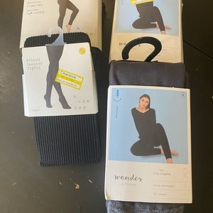 a new day Accessories - These are mixed lots of leggings & tights